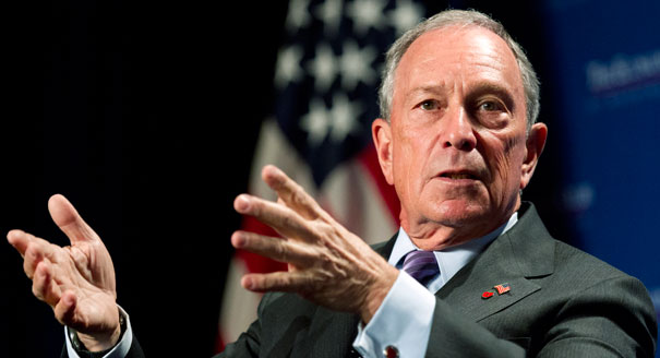 Michael Bloomberg, Mayor of New York